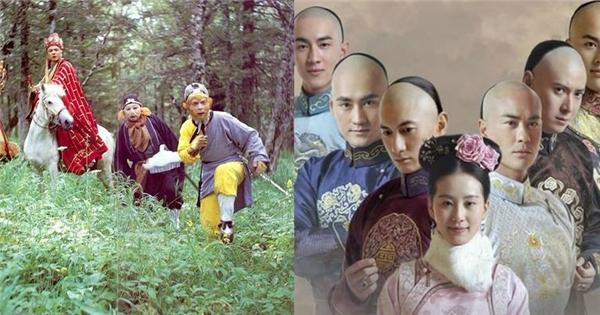 10 siêu phẩm truyền hình Hoa ngữ thành công vang dội ở nước ngoài