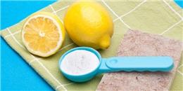 10 thực phẩm 'thần kì' giúp bạn dọn nhà sạch ngày Tết
