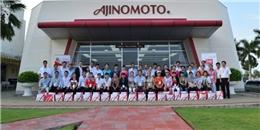 Ajinomoto tổ chức tham quan nhà máy cho các bạn học sinh, sinh viên