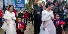 Đám cưới cổ tích của Bạch Tuyết và Chú Lùn xứ Nghệ