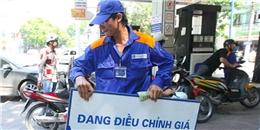 Giá xăng giảm 730 đồng một lít sát Tết