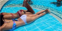 Trải nghiệm buổi tiệc hồ bơi ngắm hoàng hôn có '1-0-2' ở Sài Gòn
