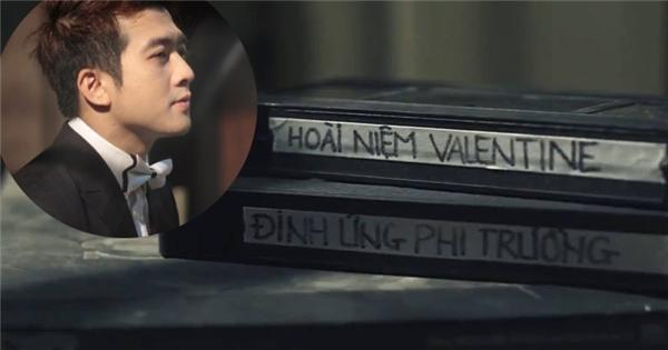 """Đinh Ứng Phi Trường trở lại với """"Hoài niệm Valentine"""""""