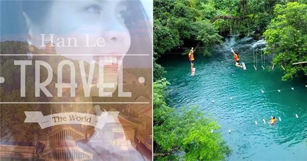 Quảng Bình đẹp như mơ trong clip hành trình của 9x Việt
