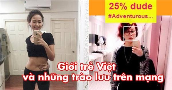 """Dân mạng Việt 2015 """"điên đảo"""" với cơn sốt các trào lưu"""