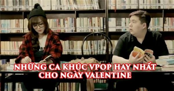 Những ca khúc tuyệt vời cho mùa Valentine