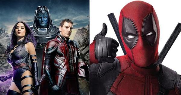 """""""Siêu nhân bựa"""" Deadpool tiếp tục tung """"hàng khủng"""" cùng các X-Men"""