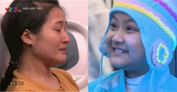 Rơi nước mắt với ước mơ làm tiếp viên hàng không của cô bé bị ung thư