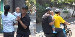 Kĩ năng tự vệ: Xử lí khi bị giật trẻ trên tay
