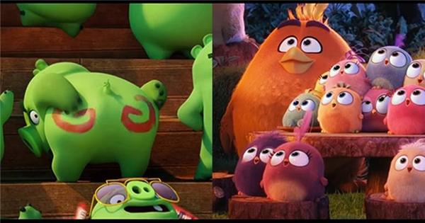 """""""Chim điên"""" Angry Bird trở lại với trailer """"bá đạo trên từng hạt gạo"""""""