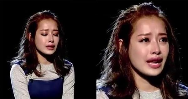 Chi Pu bật khóc nức nở như con nít khi nhớ về người bà thân thương