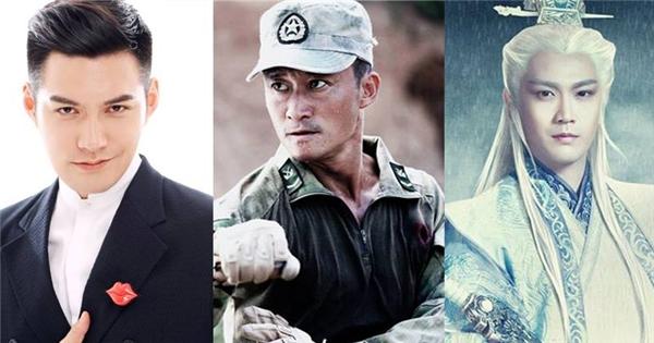 Những nam thần Hoa ngữ toàn đóng phim hot nhưng không thể nổi tiếng