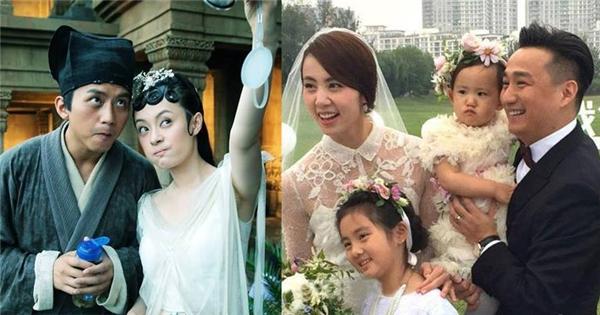 Điểm danh những gia đình nghệ sĩ được yêu thích nhất Hoa ngữ