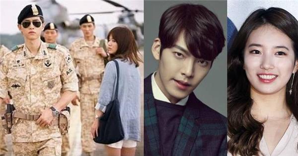 3 cặp đôi màn ảnh khiến fan phim Hàn đứng ngồi không yên đầu 2016