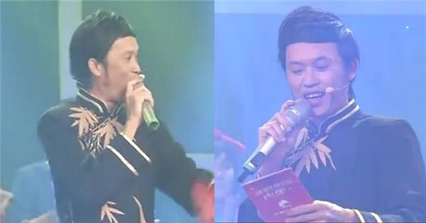 """Hoài Linh khoe giọng... hát nhạc chế khiến khán giả """"phát cuồng"""""""