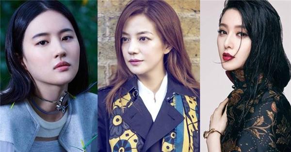 10 diễn viên nữ nào đẹp nhất làng giải trí Hoa ngữ?