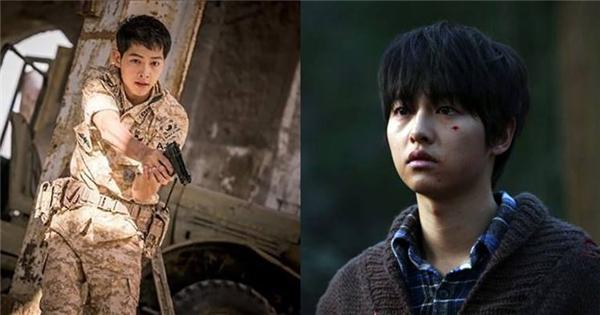 """Song Joong Ki và hành trình hoa hồng lên ngôi """"hoàng tử màn ảnh"""""""