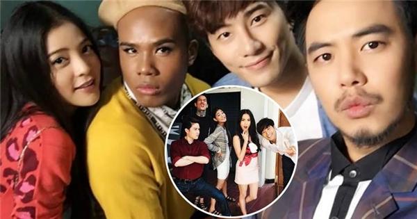 """Dàn sao """"Tình yêu không có lỗi"""" bất ngờ nói tiếng Việt tặng fan!"""