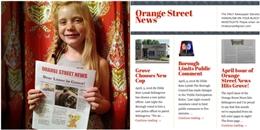 """""""Nhà báo"""" 9 tuổi và ứng xử thông minh trước các """"anh hùng bàn phím"""""""