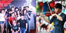 Hoàng Rob háo hức tham gia Festival Huế, Đức Tuấn hát mộc chiều fan