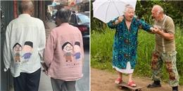 Bộ ảnh những người già