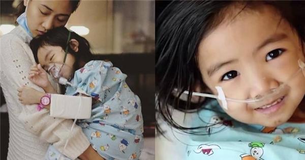 Xúc động hành trình chống chọi ung thư của bé gái 3 tuổi