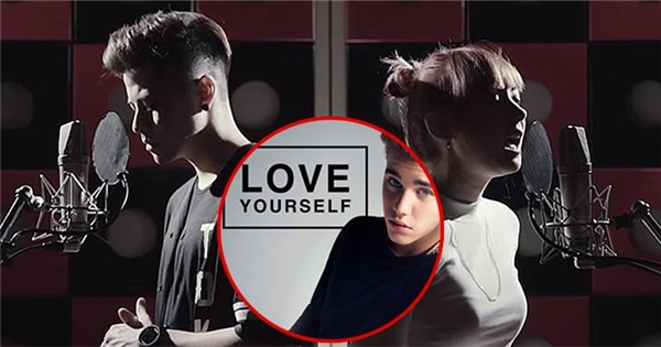 "Fan Việt mê tít ""hot girl"" Thái cover ""Love Yourself"""