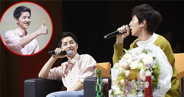 """Lee Kwang Soo tiết lộ bí mật """"động trời"""" của Song Joong Ki"""
