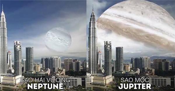 Chuyện gì sẽ xảy ra nếu thay thế mặt trăng bằng một hành tinh khác?