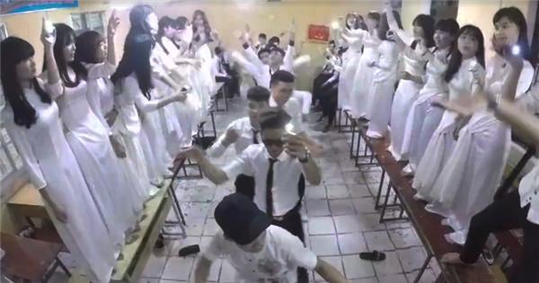 Thì ra bây giờ học trò Việt quay clip kỉ yếu