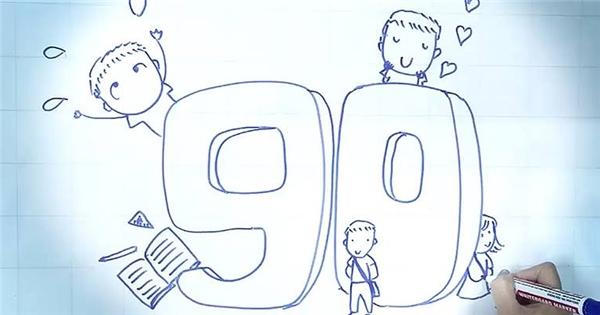 """Clip """"90 ngày yêu"""" sốt sình sịch khiến dân mạng mê tít"""