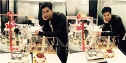 Lee Min Ho 'điệu đà' tung ảnh kỉ niệm 10 năm hoạt động nghệ thuật