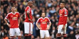 6 cầu thủ MU Mourinho nên bán vào hè này