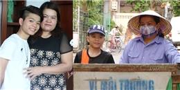 Để nuôi con ăn học, mẹ Quang Anh phải đi rửa bát thuê và làm lao công