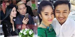 Sao Việt: Khi 'người cũ' bên 'tình mới'