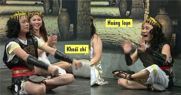 """Hoài Linh khiến Don Nguyễn """"khóc không thành tiếng"""""""