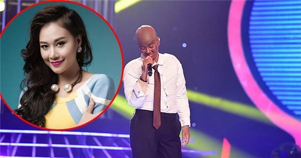 """Giám khảo Mỹ Linh được """"Seal"""" Hà Thúy Anh cầu hôn trên sân khấu"""