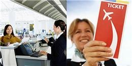 Những bí quyết mua vé rẻ mà các hãng máy bay không bao giờ nói cho bạn