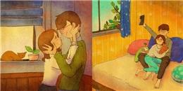 Những bức ảnh về 'tình yêu' dễ thương nhất mọi thời đại