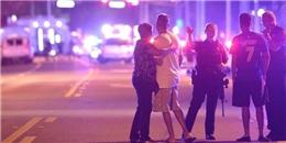 Xả súng tại câu lạc bộ đồng tính khiến 50 người chết