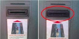10 điều cần biết để bảo vệ thông tin khi rút tiền ở ATM