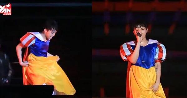 """Choáng trước màn biểu diễn Fantastic Baby của """"công chúa"""" G-Dragon"""