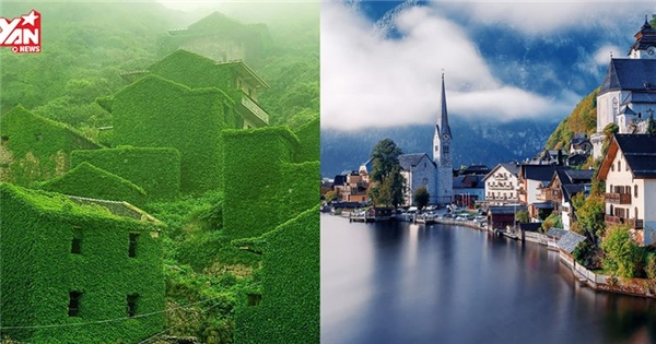 15 ngôi làng cổ tích có thật trên thế giới