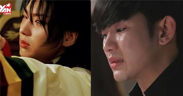 """6 diễn viên xứng danh """"ông hoàng nước mắt"""" của màn ảnh Hàn"""