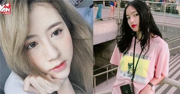 Tham khảo những cách nhuộm tóc giúp da trắng sáng của hot girl Việt