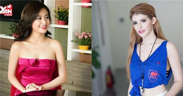 Những người đẹp Việt hot nhất mùa EURO 2016, bạn biết chưa?