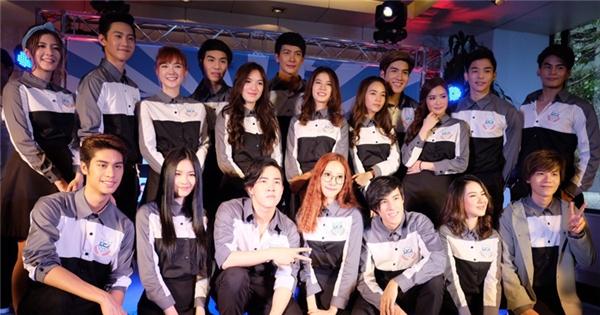 """Thái Lan lại gây sốt với phim mới lộ diện dàn diễn viên đẹp """"quá xá"""""""