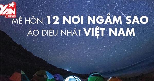 Những nơi ngắm sao ảo diệu nhất Việt Nam