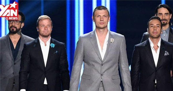 Backstreet Boys tái hợp đã chạm đến trái tim hàng triệu khán giả