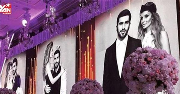Tỉ phú Nga tổ chức đám cưới 2 triệu USD cho con trai, mời cả Maroon5